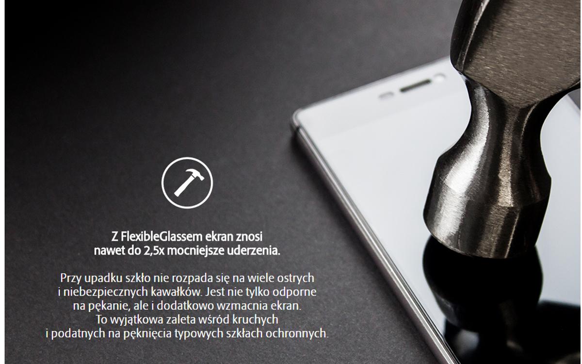 szkło hybrydowe do Huawei P10 Lite