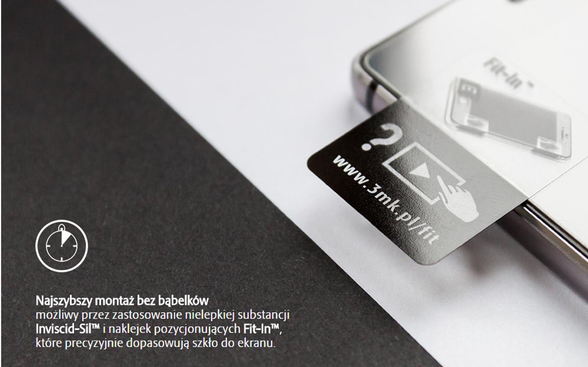 ochrona na przód, tył i boki do Huawei P10 Lite