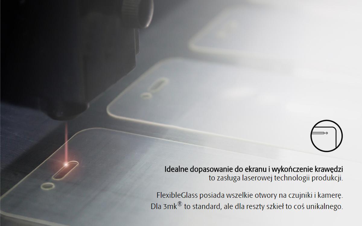 Idealnie dopasowane szkło do Huawei P10 Lite