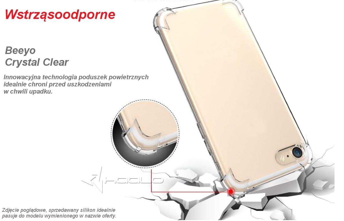 Futerał Silikonowy do Huawei Y6 II compact