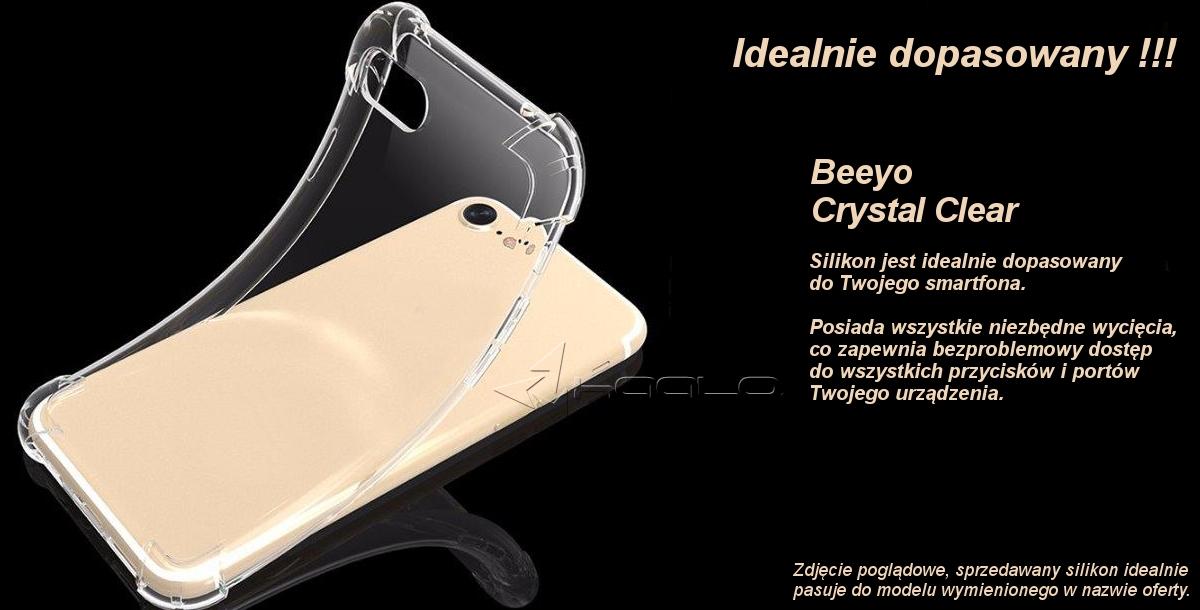 Etui silikonowe do Huawei Y6 II compact