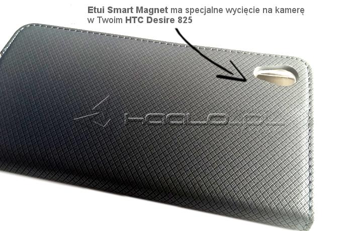 Etui zamykane do HTC Desire 825