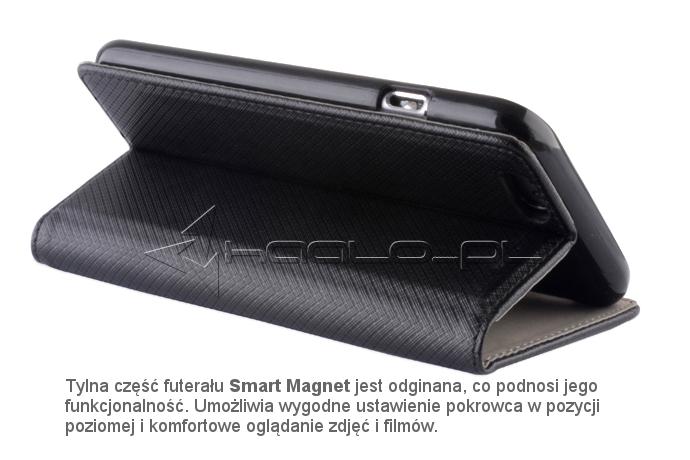 Etui z klapką na magnes do Huawei P9