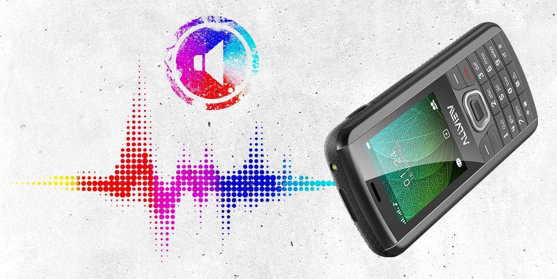 Telefon dla wymagających Solid Allview M9 Jump