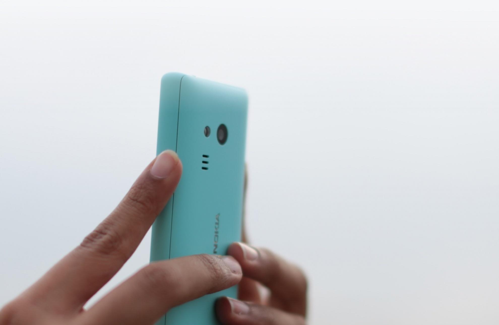 Klasyczna Nokia 216 dual sim
