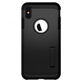 SPIGEN TOUGH ARMOR IPHONE XS MAX BLACK