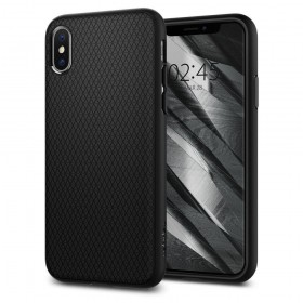 SPIGEN LIQUID AIR IPHONE X/XS MATTE BLACK-131605