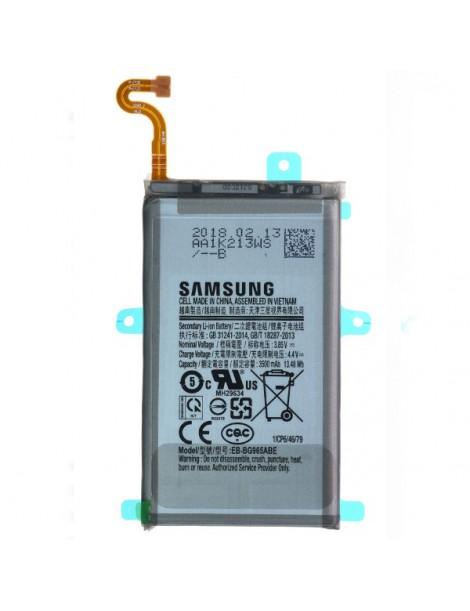 Wymiana baterii w Samsung Galaxy S9 Plus G965