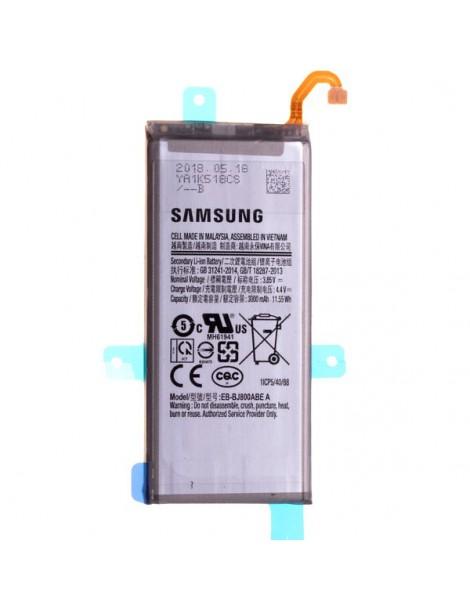 Wymiana baterii w Samsung Galaxy J6 J600 2018