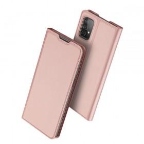 DUXDUCIS SKINPRO GALAXY A52 4G/5G ROSE GOLD