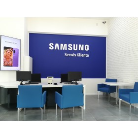 Pasek do zegarka otwory Samsung Watch Active R500 S