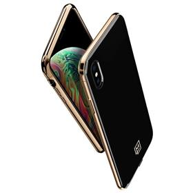 SPIGEN LA MANON ETUI IPHONE XS MAX GOLD BLACK-227858