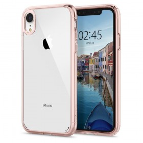 SPIGEN ULTRA HYBRID IPHONE XR ROSE CRYSTAL-131666
