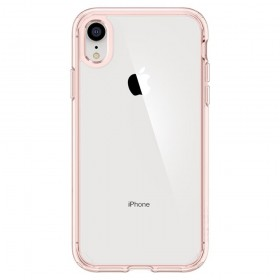 SPIGEN ULTRA HYBRID IPHONE XR ROSE CRYSTAL