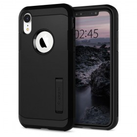 SPIGEN TOUGH ARMOR IPHONE XR BLACK-131674