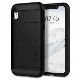 SPIGEN SLIM ARMOR CS IPHONE XR BLACK-131716