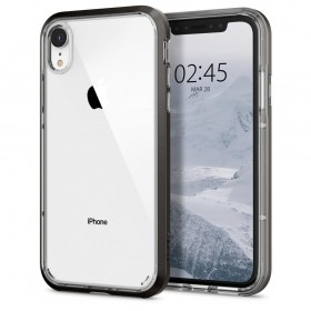 SPIGEN NEO HYBRID CRYSTAL IPHONE XR GUNMETAL-131724