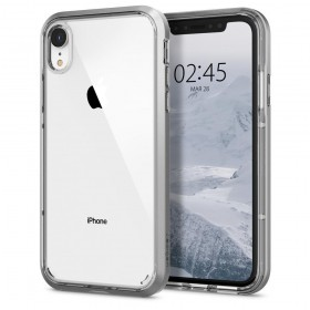 SPIGEN NEO HYBRID CRYSTAL IPHONE XR SATIN SILVER-131731