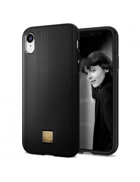 SPIGEN LA MANON CLASSY IPHONE XR BLACK-131756