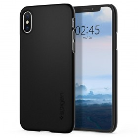 SPIGEN THIN FIT IPHONE X/XS BLACK-131839