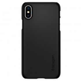 SPIGEN THIN FIT IPHONE X/XS BLACK