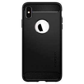 SPIGEN RUGGED ARMOR IPHONE X/XS MATTE BLACK