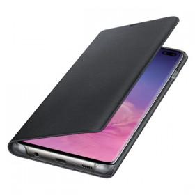 Futerał Samsung S10+ G975 LED View Cover czarny