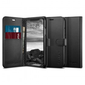 SPIGEN WALLET S IPHONE X/XS BLACK-131908