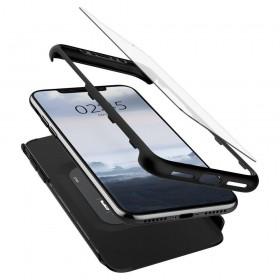 Futerał magnetyczny z klapką do  Sony Xperia M4 Aqua E2303