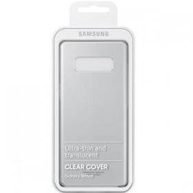 Futerał Samsung Note 8 N950 Clear Cover czarny
