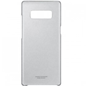 Futerał Samsung Note 8 Clear Cover czarny