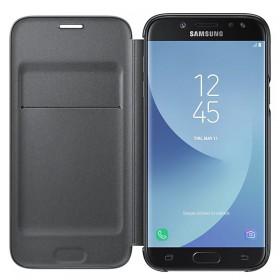 Futerał Samsung J5 J530 2017 Flip Wallet czarny