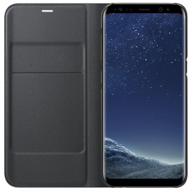 Futerał Samsung S8 G950 Led View Cover czarny