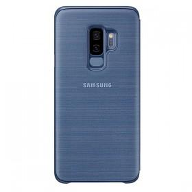 Futerał Samsung S9+ G965 Led View Cover niebieski