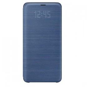 Futerał Samsung S9+ Led View Cover niebieski