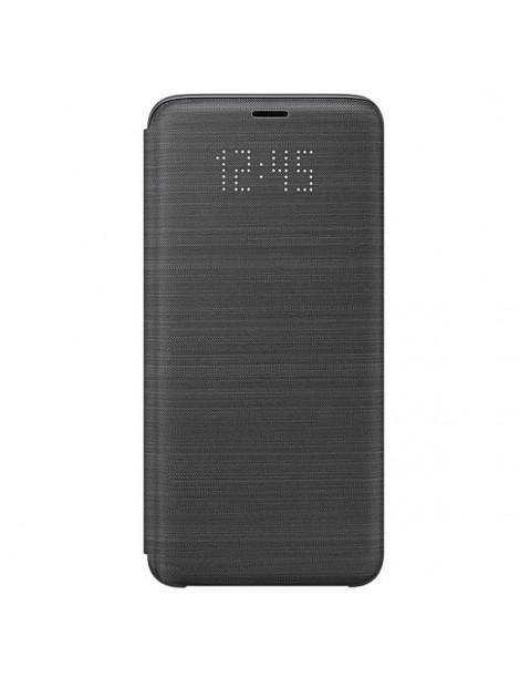 Futerał Samsung S9+ Led View Cover czarny