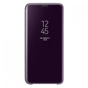 Futerał Samsung S9 G960 Clear View Cover fioletowy