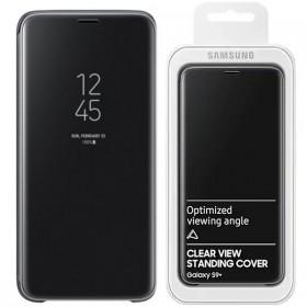 Futerał Samsung S9+ G965 Clear View Cover czarny