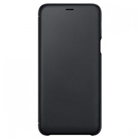 Futerał Samsung A6+ A605 2018 Wallet Cover czarny
