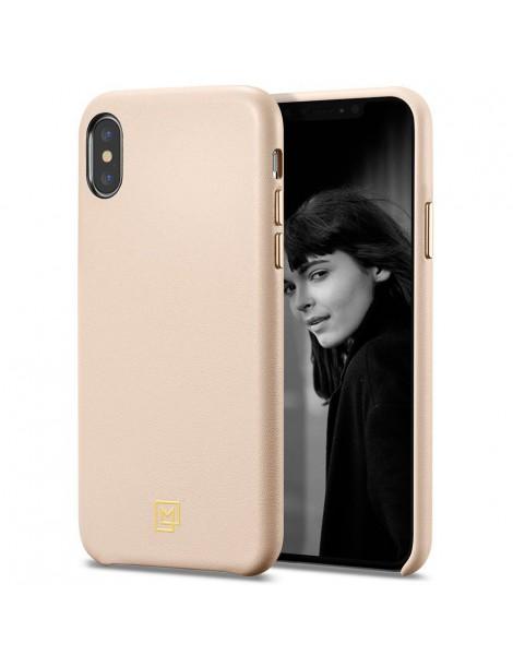 SPIGEN LA MANON CALIN IPHONE XS MAX PALE PINK-132480