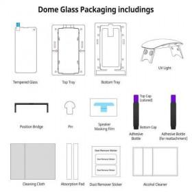 SZKŁO HARTOWANE WHITESTONE DOME GLASS GALAXY S20+ PLUS CLEAR Whitestone