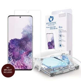 SZKŁO HARTOWANE WHITESTONE DG REPLACEMENT GALAXY S20+ PLUS CLEAR Whitestone