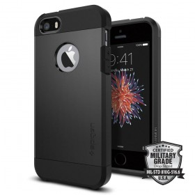 SPIGEN TOUGH ARMOR IPHONE 5S/SE BLACK-116275