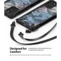RINGKE FUSION X GALAXY S10 LITE CAMO BLACK