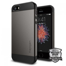 SPIGEN SLIM ARMOR IPHONE 5S/SE GUNMETAL-116248