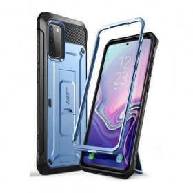 SUPCASE UNICORN BEETLE PRO GALAXY S20+ PLUS METALLIC BLUE