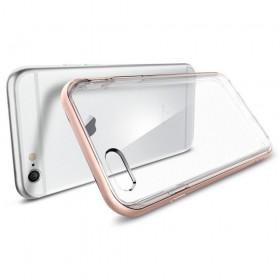 Futerał do iPhone 5 5S SE Goospery Mercury Jelly + Szkło Hartowane