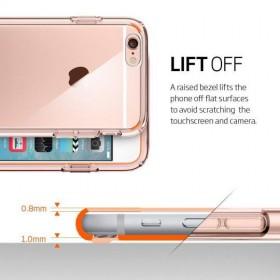 Futerał do iPhone 6 6S Goospery Mercury Jelly + Szkło Hartowane
