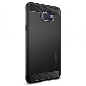 SPIGEN SGP RUGGED ARMOR GALAXY A5 2016 BLACK