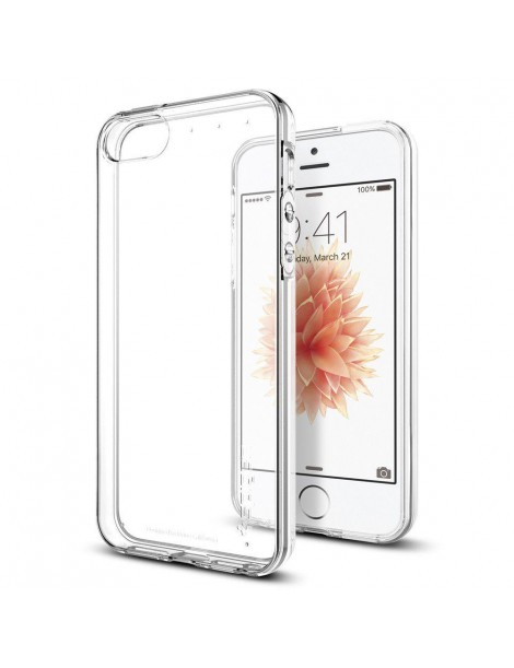 SPIGEN LIQUID AIR IPHONE 5S/SE CRYSTAL CLEAR-117253